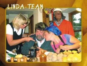 Das LINDA-team